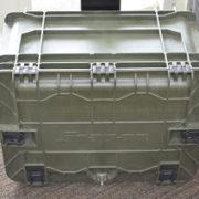 スナップオン樹脂製携行型工具箱