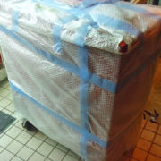 宅配買取で到着したスナップオンの工具箱