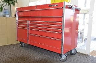 スナップオン KRL722 工具箱買取